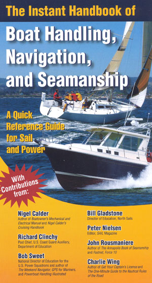 Boat Handling, Navigation and Seamanshi