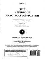 The American Practical Navigator, 2002